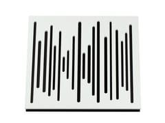 Pannello decorativo acustico in derivati del legno WAVEWOOD DIFFUSER 60 - Wavewood