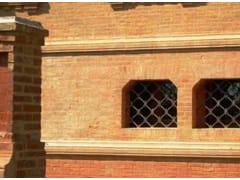 Mattone in laterizio per muratura facciavistaMATTONE RESTAURO - FORNACE FONTI