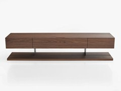 Mobile TV basso in legnoSTANDARD | Mobile TV in legno - BENSEN