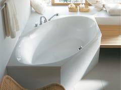 Vasca Da Bagno Ovale Incasso : Soluzioni vasche da bagno collezioni roca