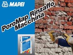 POROMAP RINZAFFO MACCHINA