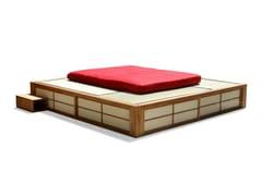 Letto contenitore tatami trasformabilePODIO - CINIUS