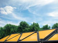 Tenda da sole motorizzata con guide lateraliMARKILUX 893 - MARKILUX