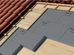 Neopor® by BASF, Neopor® - Isolamento esterno a cappotto Pannello isolante in Neopor® per pareti esterne in legno