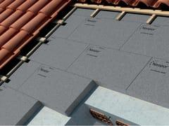 Neopor® by BASF, Neopor® - Isolamento copertura a falda Pannello isolante in Neopor® tetto ventilato laterocemento