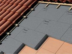 Neopor® by BASF, Neopor® - Isolamento copertura a falda Pannello isolante in Neopor® per  tetto in legno e tavelle
