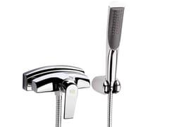 Miscelatore per vasca a muro con doccetta ATMOS | Miscelatore per vasca a muro - ATMOS