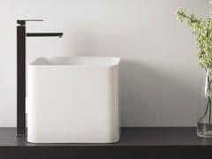 Miscelatore per lavabo monocomando QUBIKA | Miscelatore per lavabo monocomando - Qubika