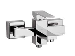 Miscelatore per vasca a muro monocomando QUBIKA | Miscelatore per vasca - Qubika