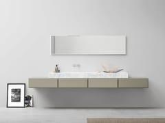 Mobile lavabo laccato singolo ESPERANTO | Mobile lavabo laccato - Esperanto