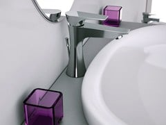 Miscelatore per lavabo monocomandoDIVA   Miscelatore per lavabo monocomando - DANIEL RUBINETTERIE