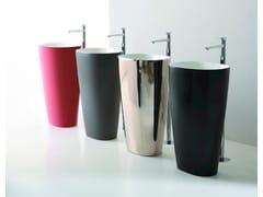 Miscelatore per lavabo da terraDIVA   Miscelatore per lavabo da terra - DANIEL RUBINETTERIE