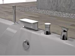 Set vasca a 4 fori con doccettaDIVA   Set vasca a 4 fori - DANIEL RUBINETTERIE