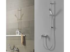 Miscelatore per doccia con doccettaACQUAVIVA | Miscelatore per doccia con doccetta - CARLO NOBILI RUBINETTERIE