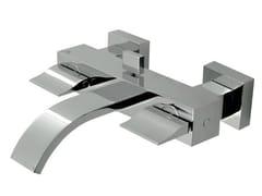 Rubinetto per vasca a muro con aeratore con deviatore IMAGINE | Rubinetto per vasca - Imagine