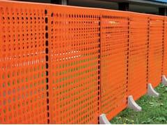 Pannelli modulari per cantieri edili e stradaliLIMIT 2 - TENAX