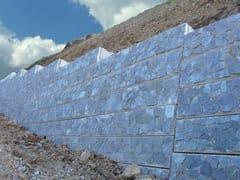 Geocomposito per muri di controterra e fondazioniTENAX TNT 600 - TENAX