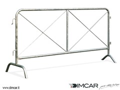Transenna in acciaioTransenna Giulia - DIMCAR