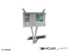 Bacheca autoportanteBacheca Vista - DIMCAR
