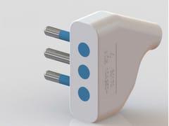 Spina elettricaPLUG+ - 4 BOX