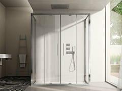 Box doccia con porta pivotante LIKE 15 - Like