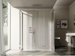 Box doccia con porta a soffietto LIKE 16 - Like
