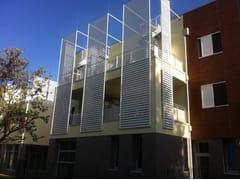 ALUSCALAE, Frangisole Frangisole orientabile in alluminio