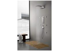 Miscelatore per doccia in acciaio inox5MM   Miscelatore per doccia in acciaio inox - RUBINETTERIE 3M