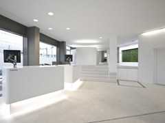 Arredo ufficio in HI-MACS®HI-MACS® - Uffici - HI-MACS® BY LG HAUSYS EUROPE