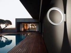 Lampada da parete per esterno a LEDASSOLO OUTDOOR - CINI&NILS