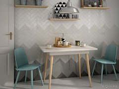 EQUIPE CERAMICAS, COUNTRY Rivestimento in ceramica a pasta bianca per interni
