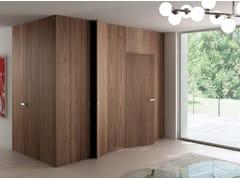 Boiserie / porta in legno INFINITY SYSTEM TABULA - Entry