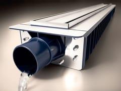 Elemento e canale di drenaggio in ABS MULTIDRAIN MUD - Drain
