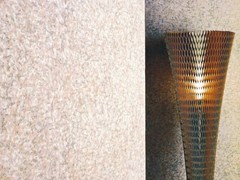 Carta da parati fonoassorbente in fibra sintetica WALLDESIGN® AGATE - ENVIRONMENTS®