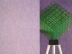 Carta da parati fonoassorbente in fibra sintetica WALLDESIGN® BOUQUET - ENVIRONMENTS®