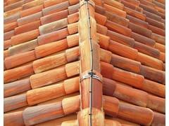 Coppo e tegola per copertura in laterizioCOPPO DA 45 - FORNACE FONTI