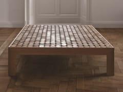 Tavolino basso quadrato in legno SOFIA | Tavolino in legno - Sofia
