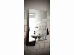 Scaldasalviette elettrico a parete a specchio MIRROR RECTANGLE - Mirror