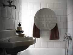 Scaldasalviette elettrico a parete a specchio MIRROR ROUND - Mirror