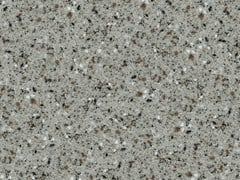 Superficie tridimensionale in Solid Surface HI-MACS® - Granite -
