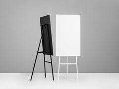 Lavagna per ufficio magnetica ONE Flip Chart - Mobile Whiteboards