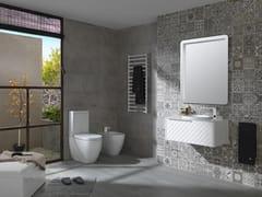 Sedile wc ammortizzatoARQUITECT   Sedile wc - PORCELANOSA GRUPO