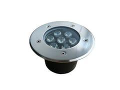Segnapasso a LED a pavimento per esterniNOR D150A | Segnapasso - NEONNY