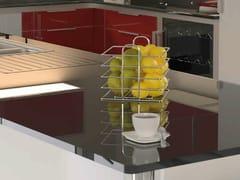 Glassolutions, DECOLIT Vetro trasparente o satinato laccato