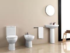 Sedile wc ammortizzatoCITY   Sedile wc - PORCELANOSA GRUPO