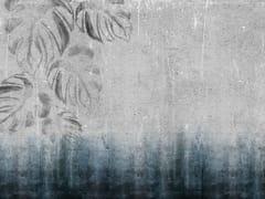 Wall&decò, NEXT SIMPOSIUM Carta da parati effetto muro con motivi floreali per bagno