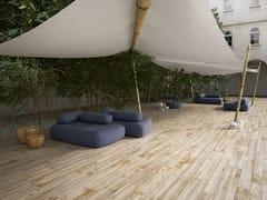 Pavimento in gres porcellanato effetto legnoLEGNI HIGH TECH | Quercia bianca - ARIOSTEA