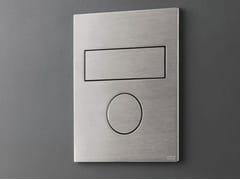 Placca di comando per wc / idroscopino PLA 11 - HYDROPLATE