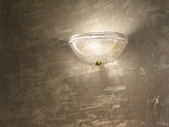 Lampada da parete in vetro soffiato ACCADEMIA AP 30 - Accademia