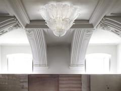 Lampada da soffitto in vetro soffiato ACCADEMIA PL30F - Accademia